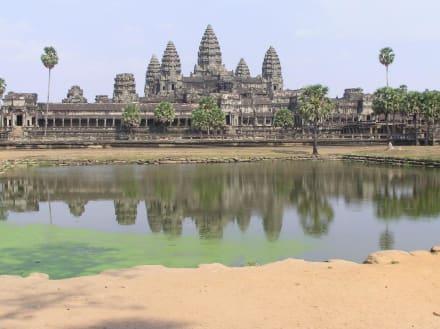 Magisches Angkor Wat - Tempel Angkor Wat