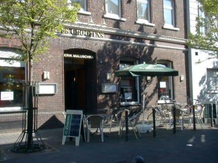 Eingang - Haus Grootens