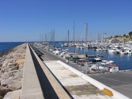 Hafensteg - Hafen Torredembarra