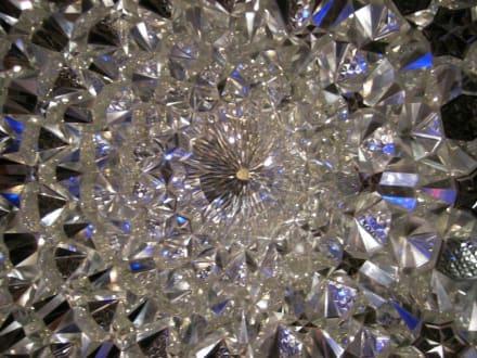 Kristalliner Eingang - Menara Kuala Lumpur (Fernsehturm)
