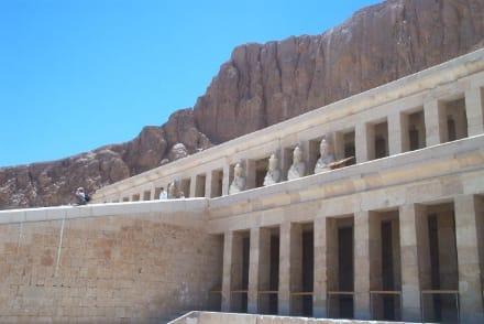 Ausflug - Tempel der Hatschepsut