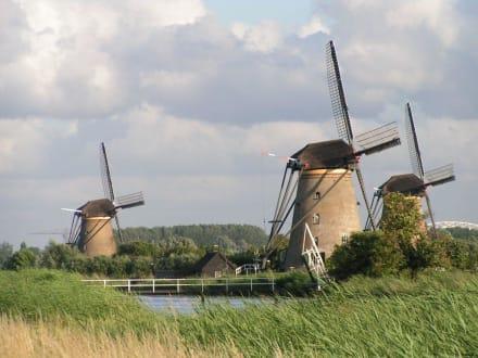 Kinderdijk - UNESCO World Heritage Kinderdijk