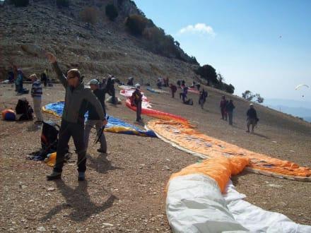 Abflugplatz - Paragliding