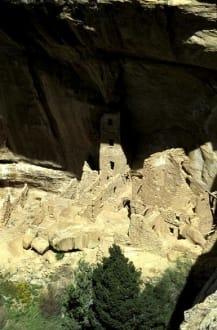 Alte Indianerstätte - Mesa Verde National Park