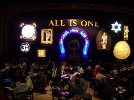 Blick ins Innere des Hard Rock Cafe - Hard Rock Cafe