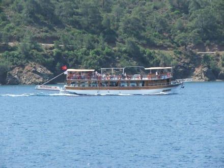 Ausflugsboot - Bootstour Fethiye