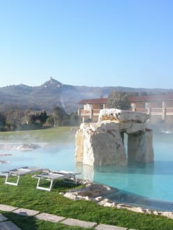 Piscina - Hotel Adler Thermae Spa & Relax Resort