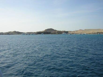 Bootausflug zur Insel Giftun - Giftun / Mahmya Inseln