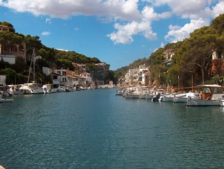 Malerisch - Hafen Cala Figuera