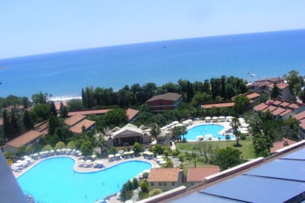 Vue  - Hotel Horus Paradise Club & Luxury Resort