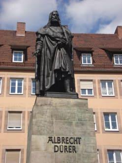 Albrecht Dürer - Albrecht Dürer Denkmal