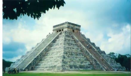Mexico - Chitzen Itza - Ruine Chichén Itzá