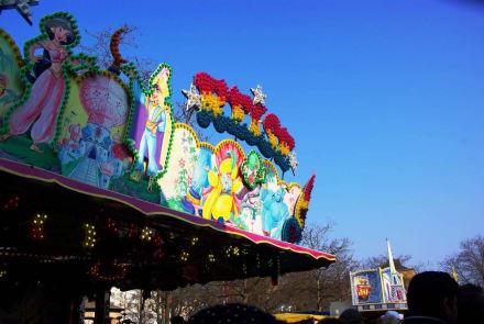 Fahrgeschäfte - Frühlingsfest