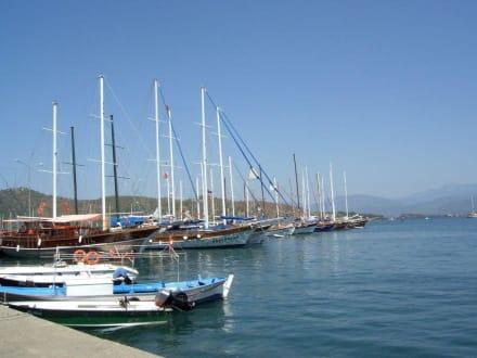 Yachthafen Fethiye - Yachthafen Fethiye