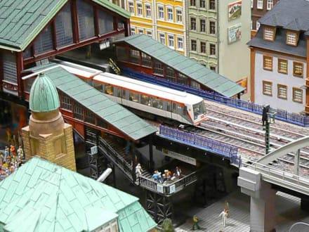 Landungsbrücken - Miniatur Wunderland Hamburg