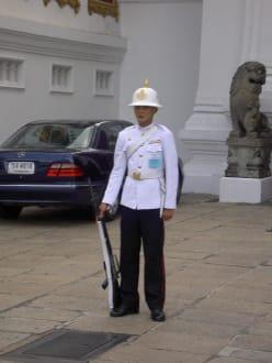 King Palace - Wat Phra Keo und Königspalast / Grand Palace