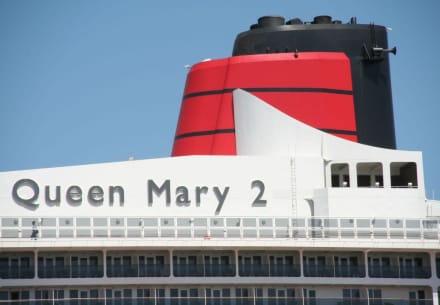 QM 2 Queen Mary 2 in Hamburg - Hafenrundfahrt Hamburg