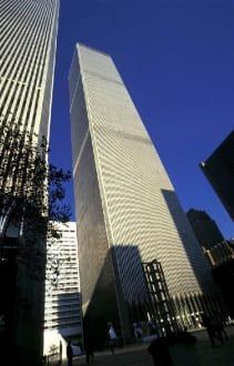 WTC im November 2000 - Skyline