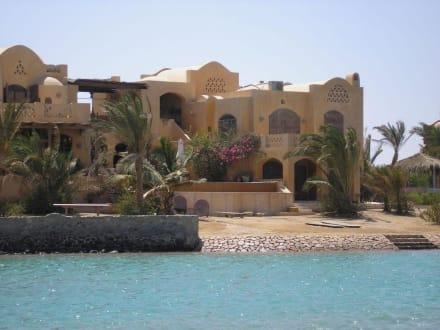 Villa - Lagunenfahrt durch El Gouna