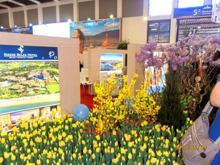 Blumenpracht - Türkei - ITB - Tourismuss Messe