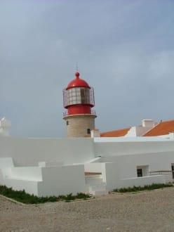 Leuchtturm von Cabo Sao Vincente - Cabo de Sao Vicente