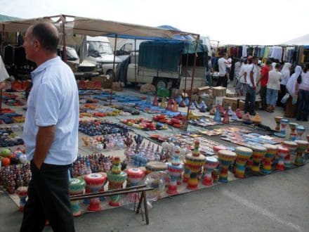 Markt in Mahdia - Markt