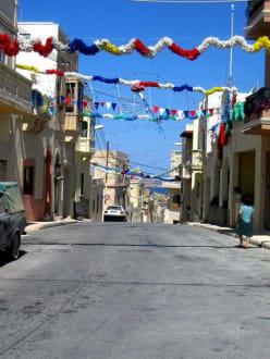 Strasse von Melieha - Popeye Village