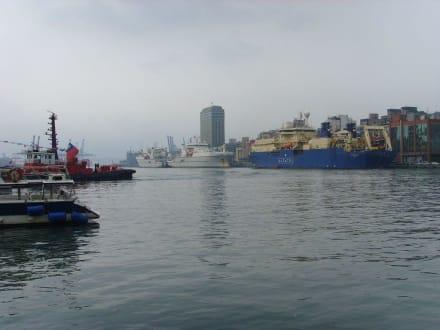 Hafenbecken - Keelung