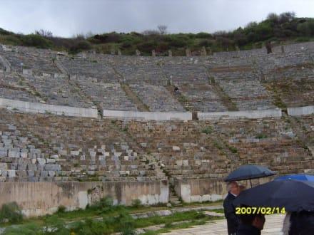 Das große Theater! - Antikes Ephesus