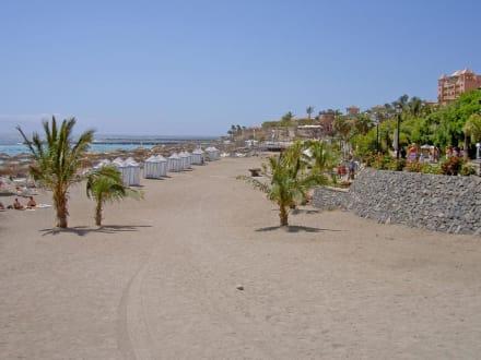 Melia Bahia del Duque Resort - Strand El Duque