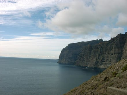 Los Gigantes - Steilküste Los Gigantes