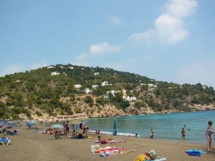 Strand der Calla Vicente - Strand Cala San Vicente