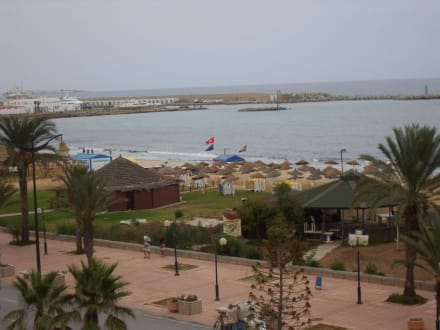 Room view -