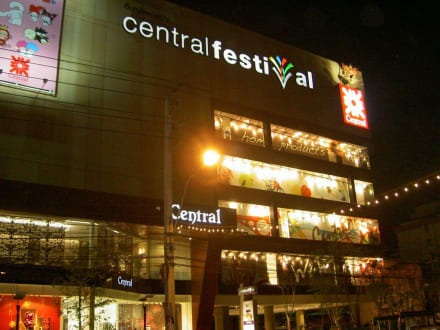 Neue Shopping Mall - Nightlife in Pattaya