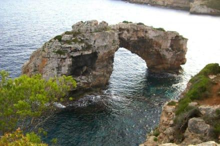 Es Pontas - Bucht von Cala Santanyi