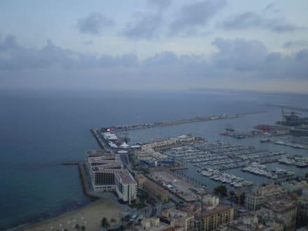 Strand/Küste/Hafen - Yachthafen Alicante