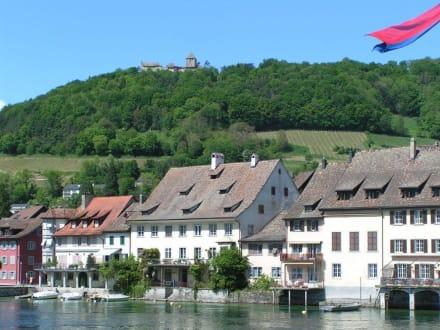 Stein am Rhein. - Altstadt Stein am Rhein