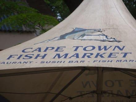 Mittagpause in Stellenbosch - Weingebiet Stellenbosch