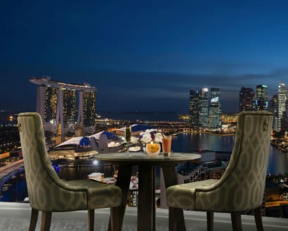 Pacific Club - Marina Bay View -