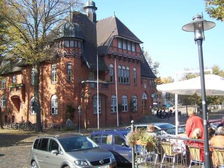 Rathaus v. Burg - Rathaus Burg auf Fehmarn