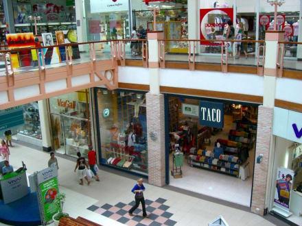 AMAZONAS SHOPPING - Amazonas-Shopping-Center