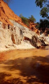 Fairy Stream - Roter Canyon/Fairy Stream