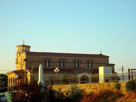 Kirche in Altkorinth - Akrokorinth