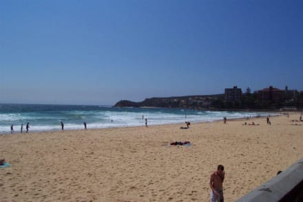 Strandblick am Manly Beach - Manly Beach