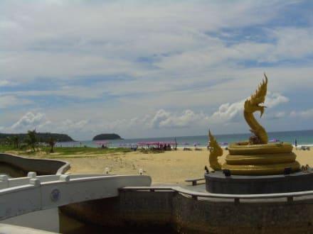 Strand von Karon - Strand Karon