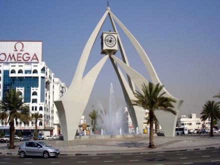 Clock Tower im Stadtteil Deira - Stadtteil Deira