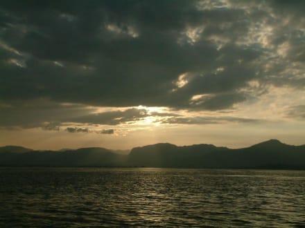 Abendstimmung - Inle See