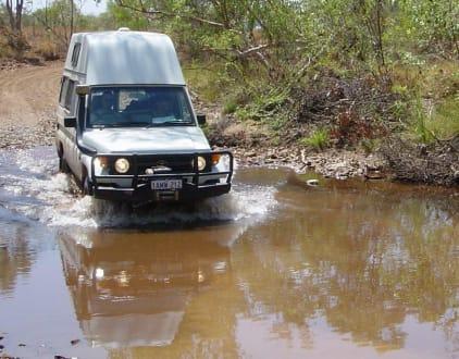 Uterwegs zur Bell Gorge - Gibb River Road