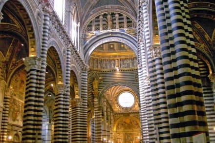 Im Dom von Siena - Dom von Siena