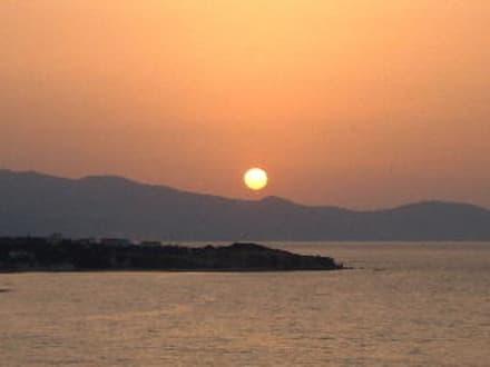 Sunset - Bucht von Tsilivi